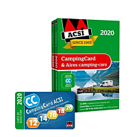 GUIDE ACSI CAMPING CAR ET AIRES CAMPING CARS